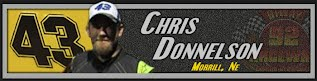 #43 Chris Donnelson