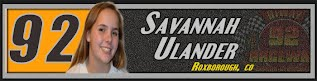 #92 Savannah Ulander